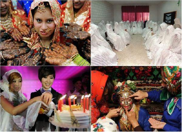Wedding Ceremonies Around the World