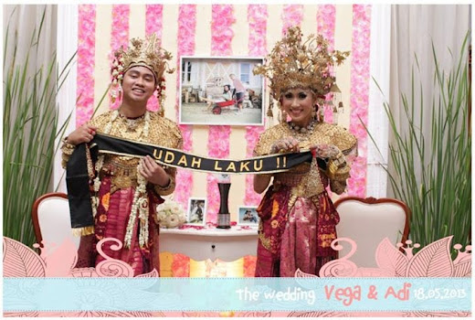 Contoh Dekorasi Photo Booth