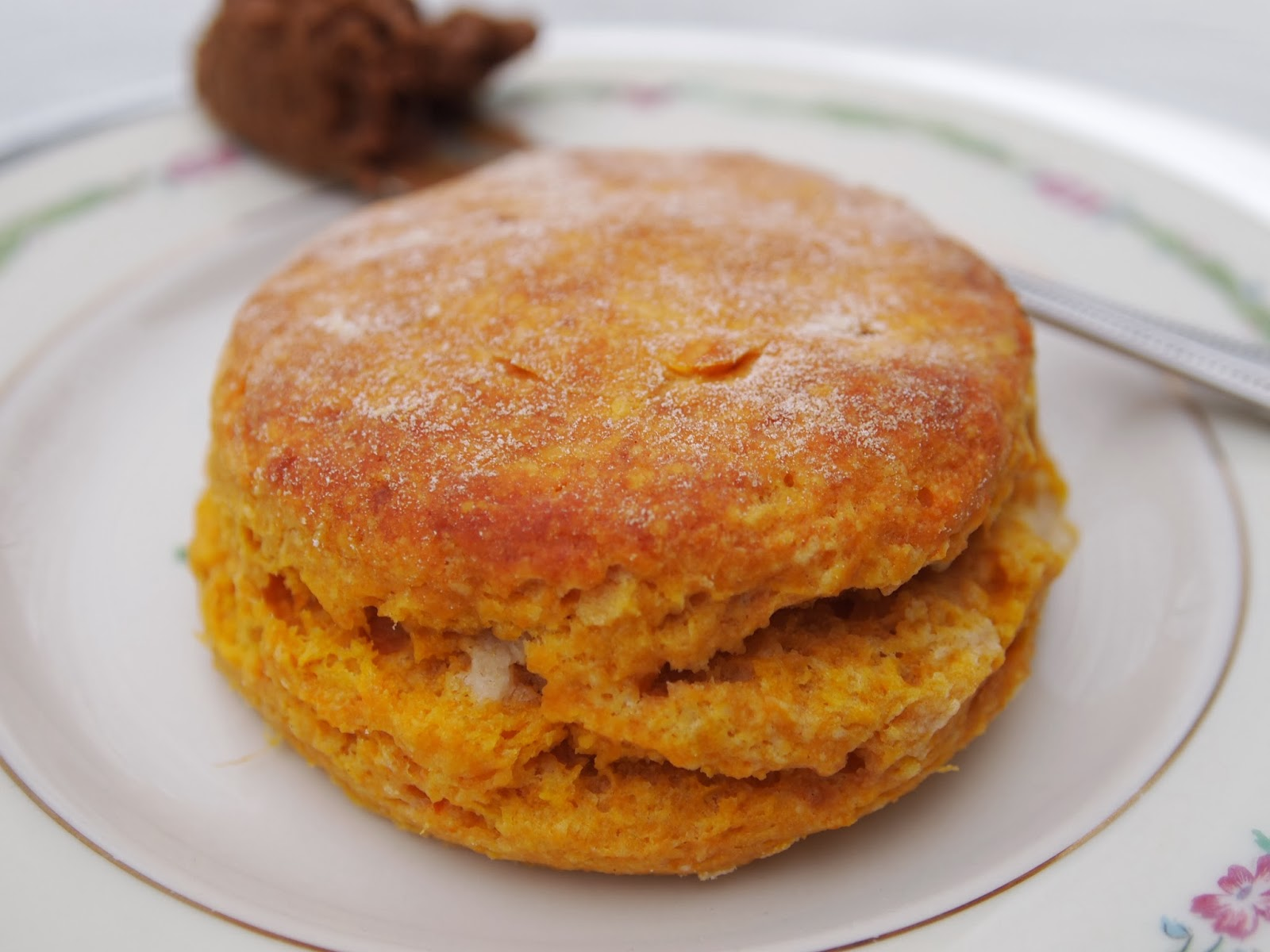 My Girlfriend's Best Recipes: Sweet Potato Biscuits with ...
