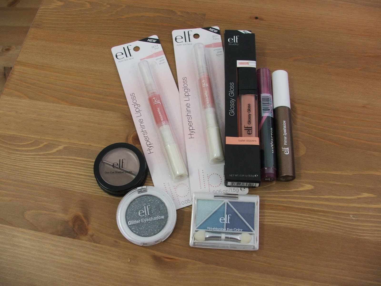 e.l.f Make-up Giveaway