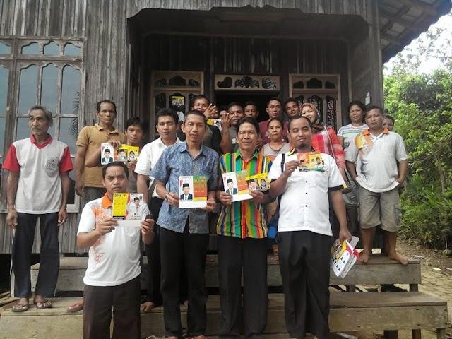 Kampaye PKS Fokus Melayani Masyarakat.