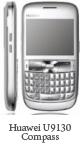 Spesifikasi Huawei U9130 Compass