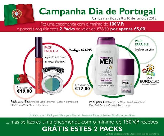 oriflame portugal