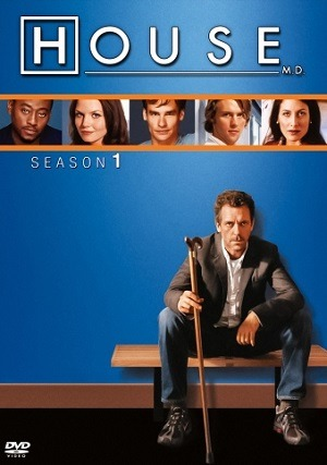 Série Dr. House - 1ª Temporada 2004 Torrent