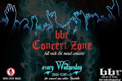 bbr Concert zone