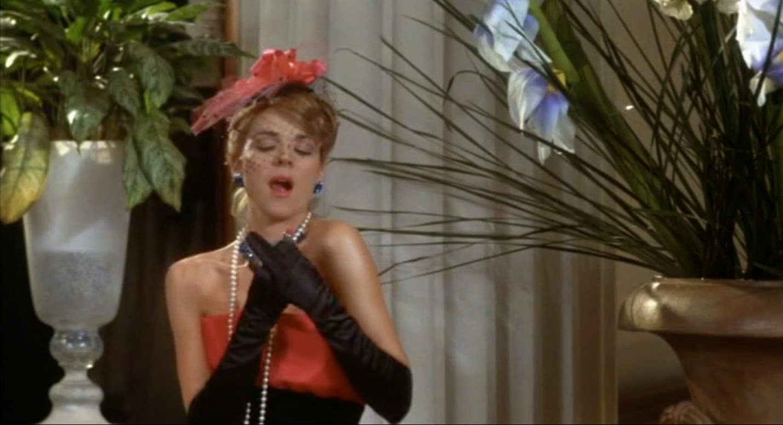 Kim Katrall, Mannequin 1987, fashion movie