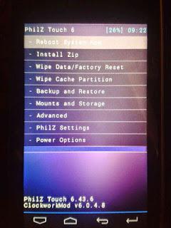 Cara Root Smartfren Andromax C2 KitKat Terbaru