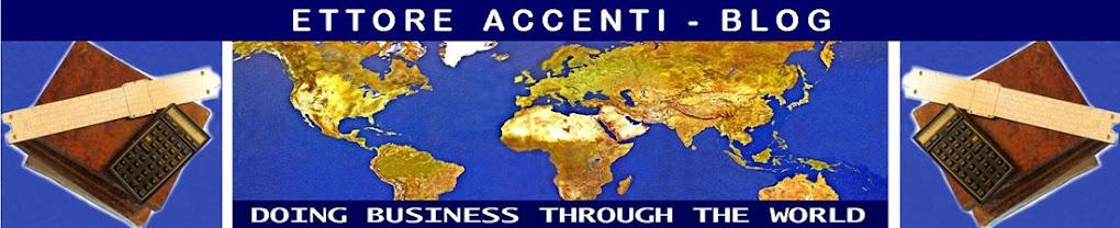 Ettore Accenti - Blog