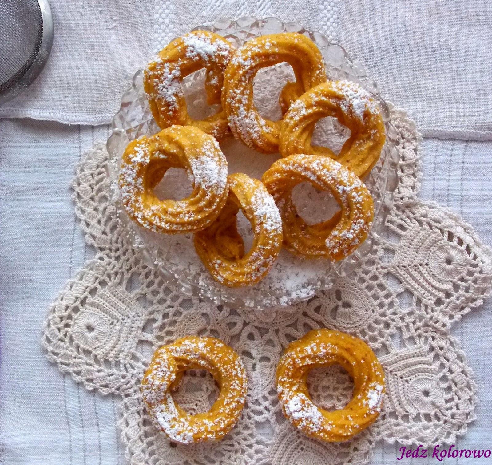 pączki hiszpańskie mini
