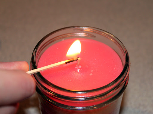 DIY: Upcycle Candles