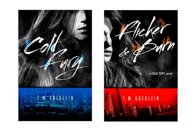 {Cover Reveal+G!veaway} Flicker & Burn by T.M. Goeglein