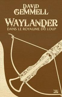 1ere de couv Gemmell waylander
