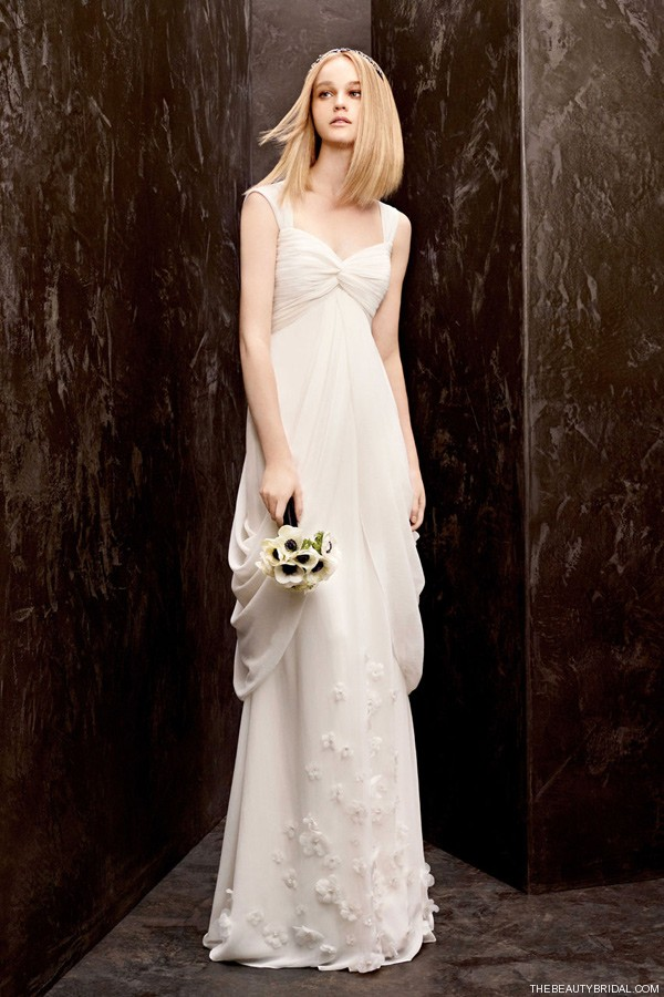 Brautkleider Mode Online: Vera Wang Brautkleider 2013 Neue