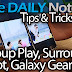 Galaxy Note 3 Tips & Tricks Episode 8: Video Group Play, Surround Shot Demo, Galaxy Gear