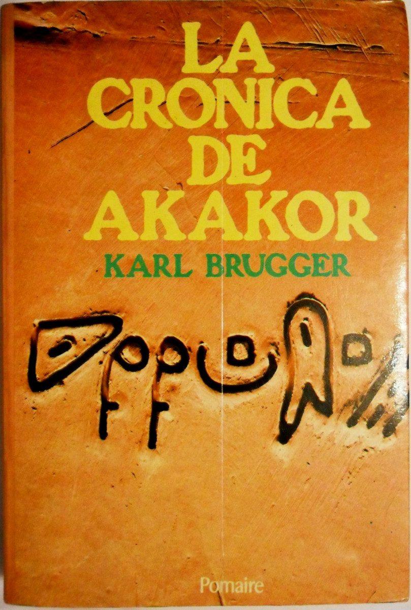 Nesse momento - Livro La-cronica-de-akakor-karl-brugger-usado_MLU-F-2603394889_042012