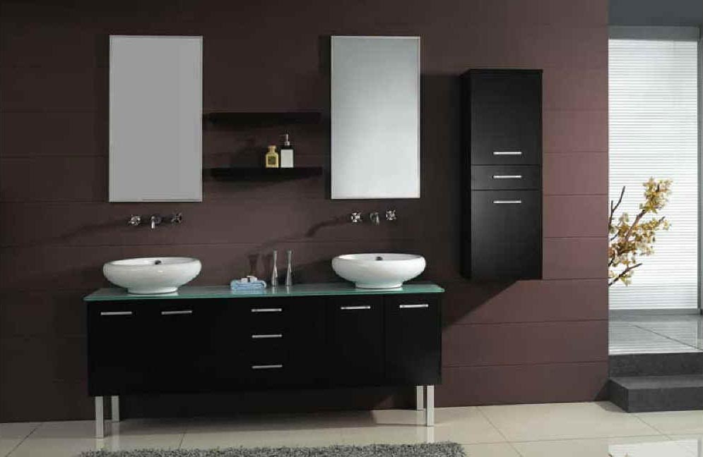 in comparison with the other decorative and useful items which constitute a contemporary bathroom the bathroom vanity has particular importance - Bathroom Cabinet Ideas Design