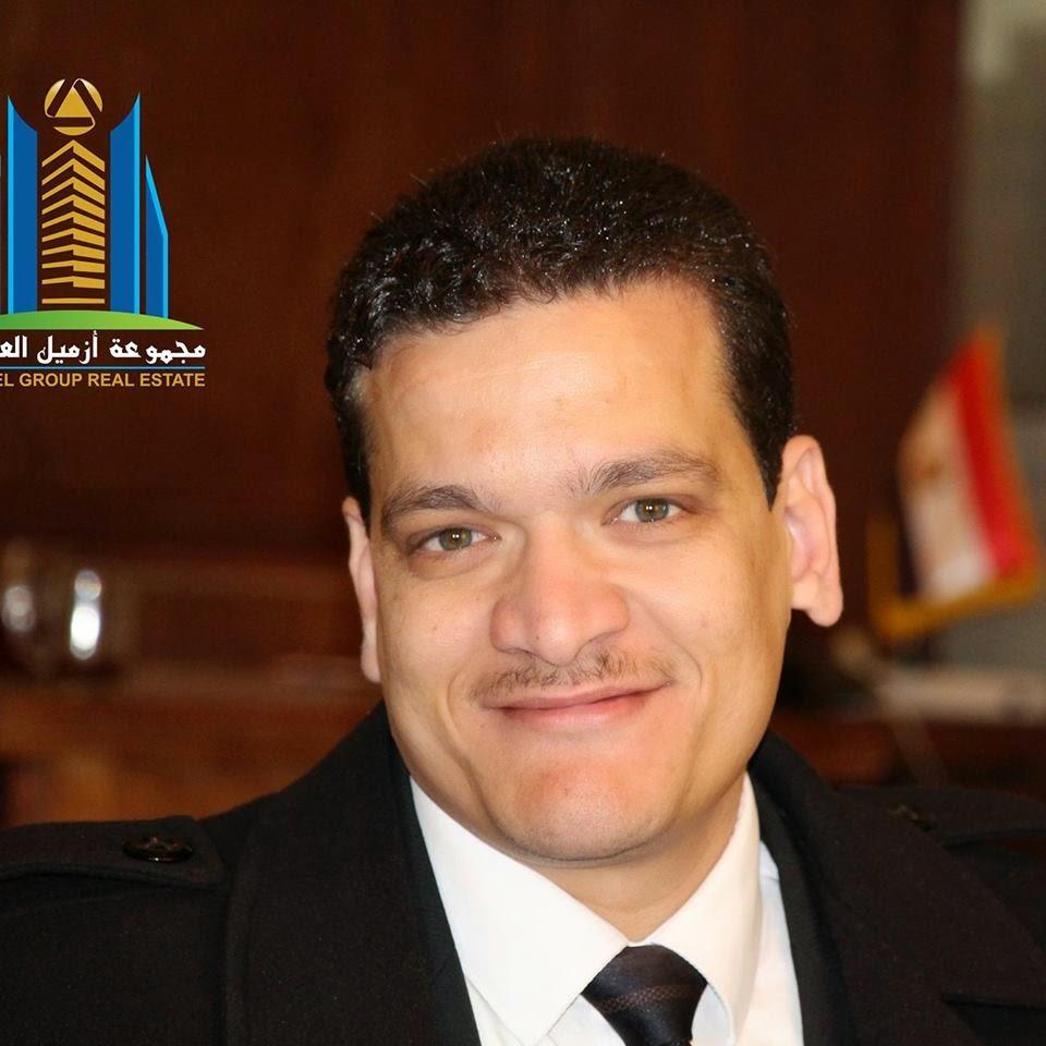 أحمد شاهين مدير عام مجموعة أزميل العقارية
