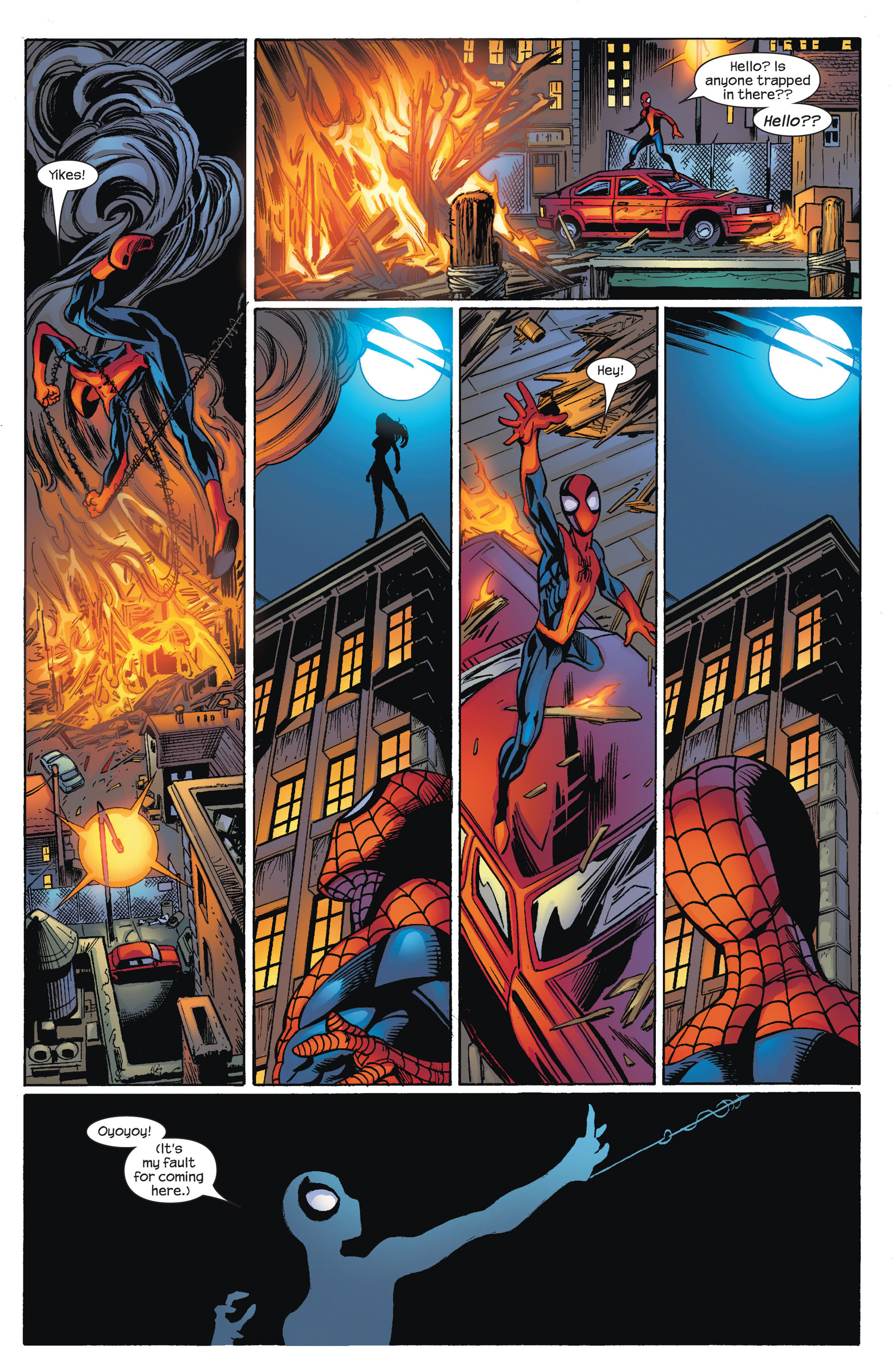 Ultimate Spider-Man (2000) Issue #79 #83 - English 20