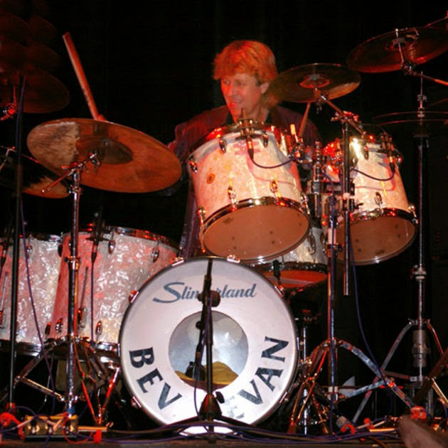 Bev Bevan Let There Be Drums