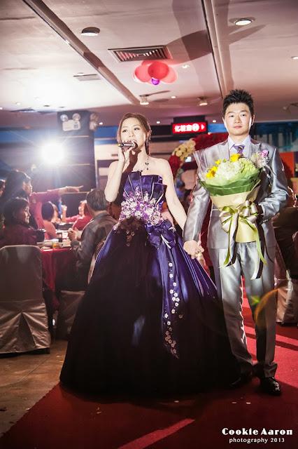 [ 婚禮紀實 ] 俊瀚&棠君文定午宴@嘉義一葉餐廳