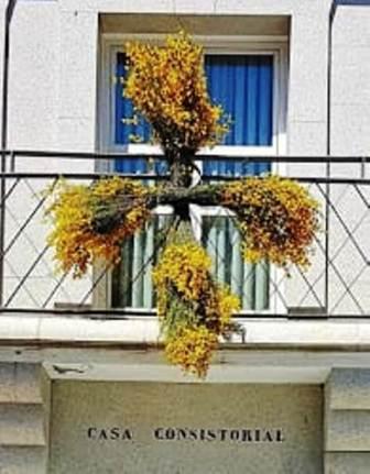 La Cruz de Mayo.