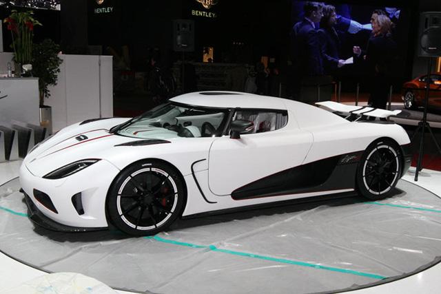 Mobil Termahal Didunia 04. Koenigsegg Agera R