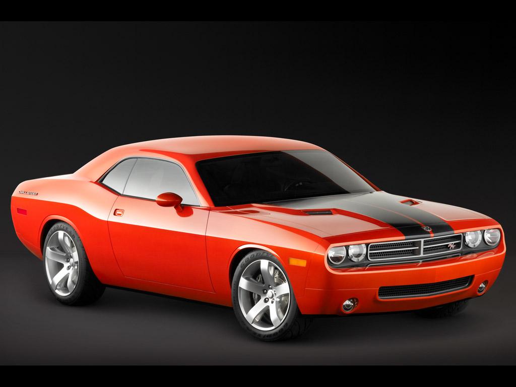Brilliant Dodge Challenger Concept 1024 x 768 · 102 kB · jpeg