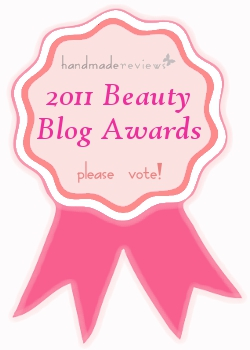 2011 Beauty Blog Awards