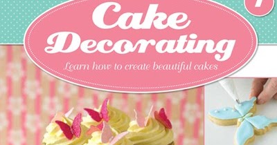 Plus Size Kitten: Deagostini Cake Decorating Magazine now ...