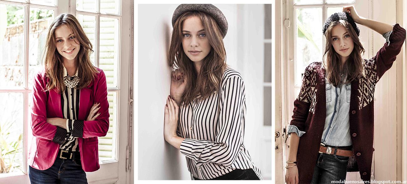 Moda otoño invierno 2014 - Cuesta Blanca colección otoño invierno 2014.