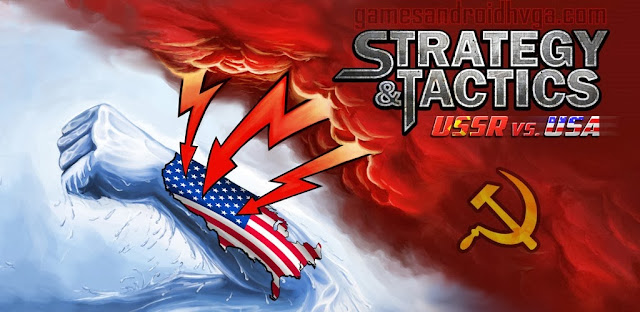 Strategy & Tactics:USSR vs USA v1.0.3 Apk + Data Full