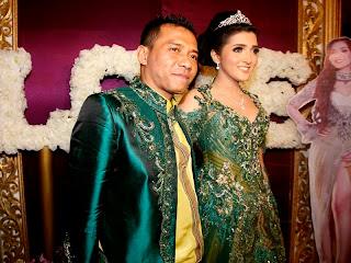 gaun Anang-Ashanty