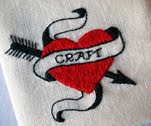 Crafty Love Tattoo Pattern