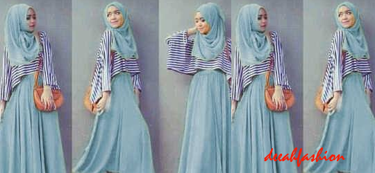 Trend Gamis Remaja Lebaran Idul Fitri 2014