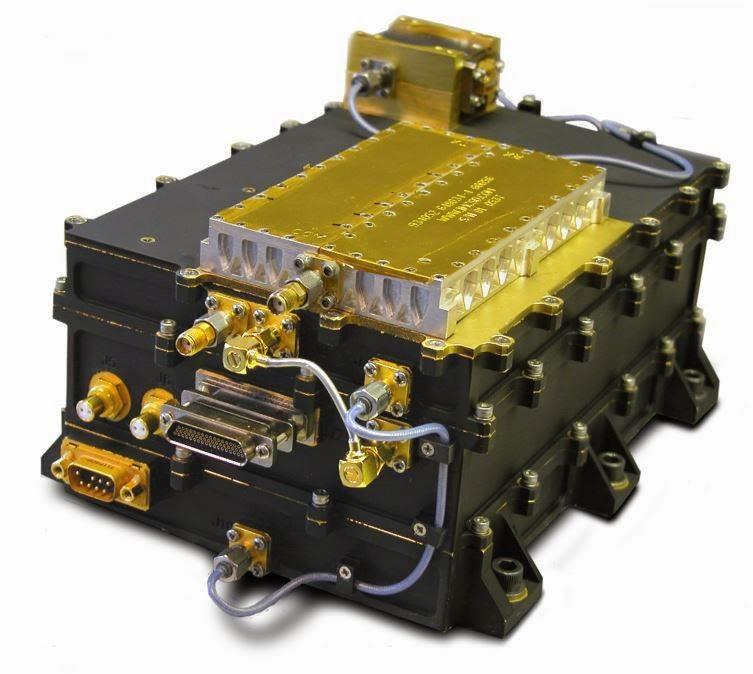 УВЧ приемопередатчик C/TT-510 с протоколом канала связи Proximity