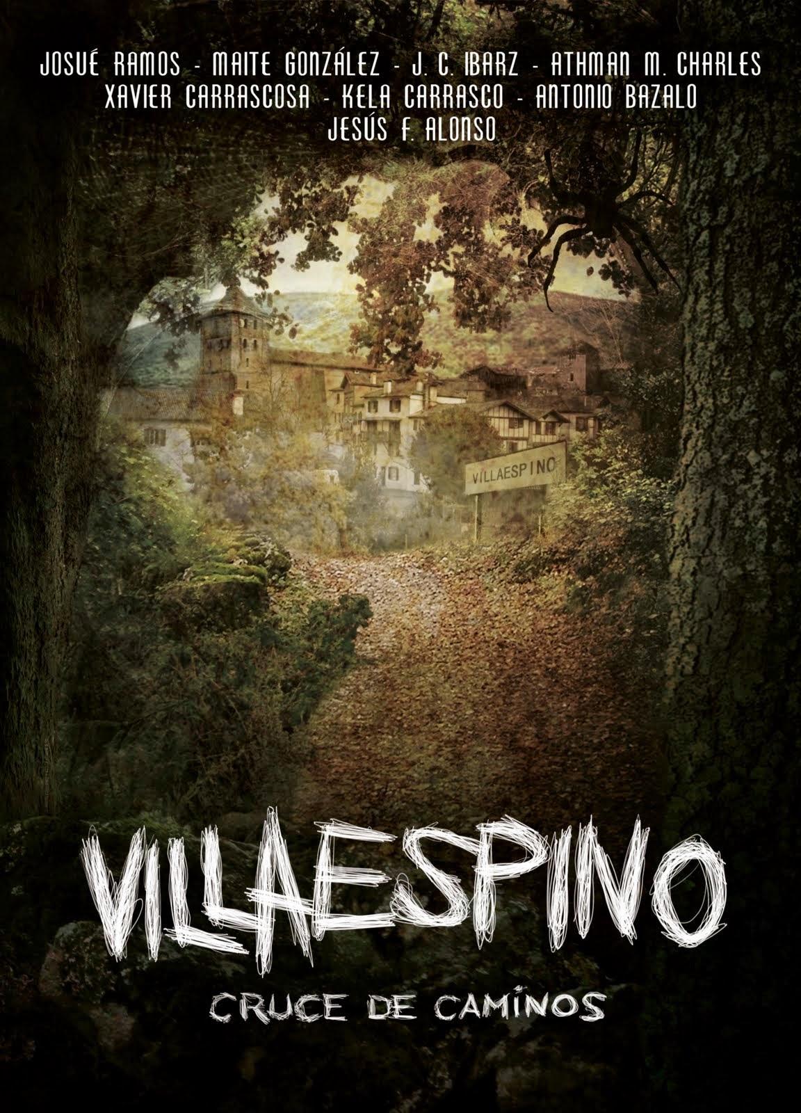 Villaespino:Cruce de Caminos, novela de terror con fines benéficos escrita entre varios autores