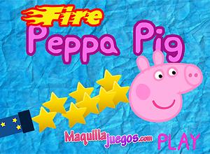 Fire Peppa Pig