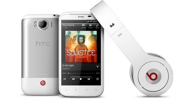 HTC Sensation XL: Specs of Smartphone with Beats Audio