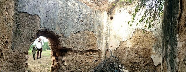 Aljub del Castell del Rebollet