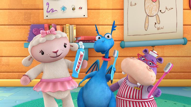 Doc McStuffins episode Coming 5/3! Vote For Your Child's Favorite Doc  title=