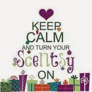 My Scentsy Site