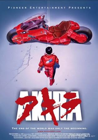 Chúa Tể Akira - Akira