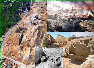 Archaeology of The Walls of Jericho