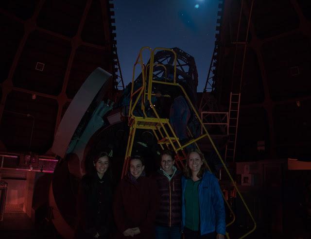 Mount Wilson Observatory Carnegie Science 60-inch telescope