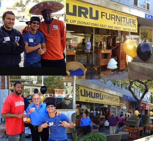 UHURU FURNITURE COLLECTIBLES Volunteer