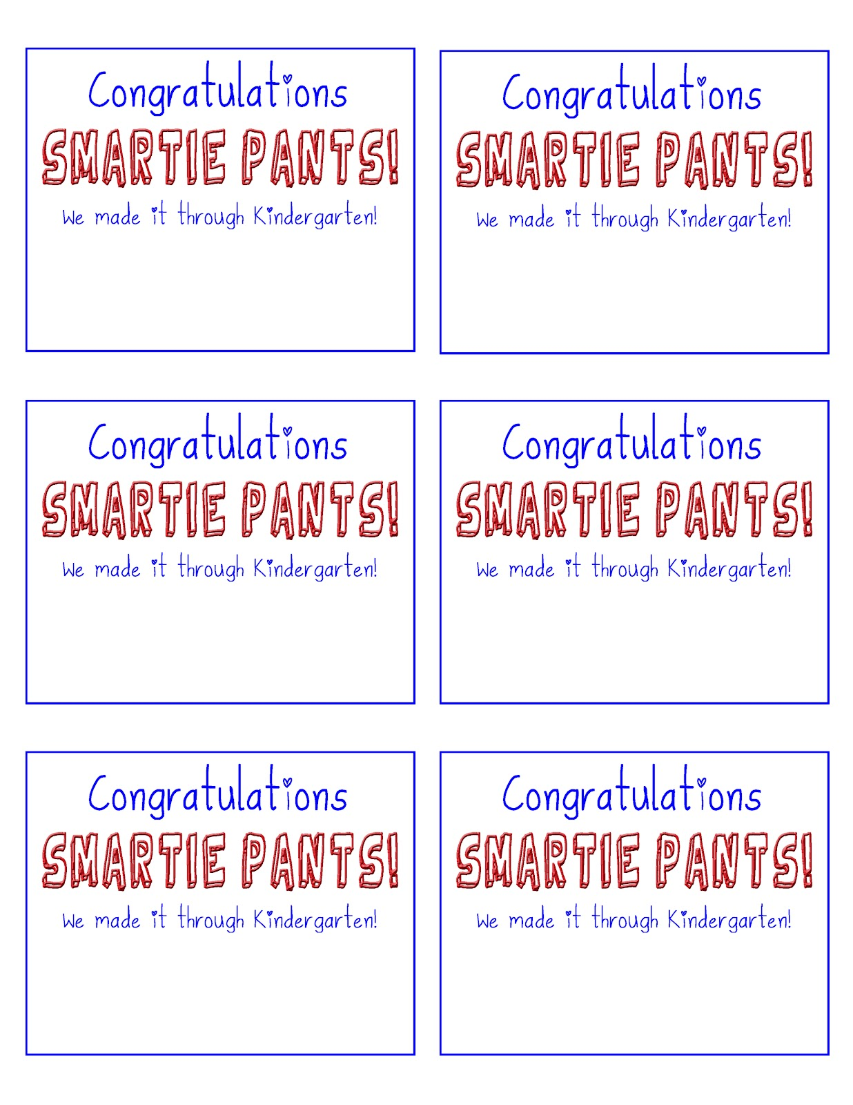 It is a picture of Enterprising Smartie Pants Printable