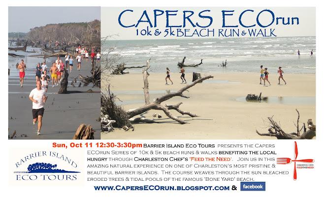 Capers Island ECOrun