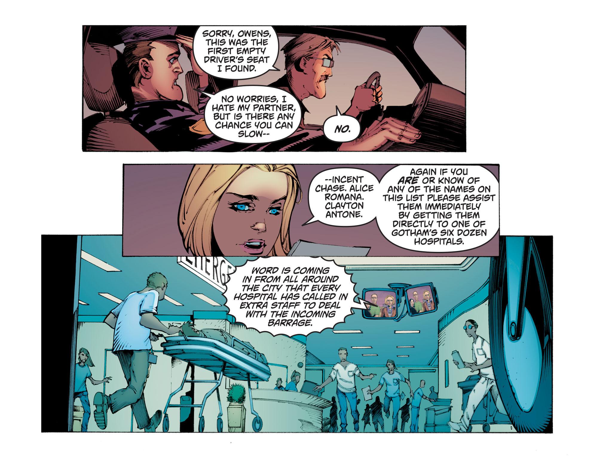 Batman: Arkham Knight [I] Issue #31 #33 - English 6