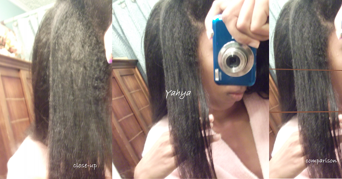Pocahontas Hair Secrets Japanese Straightening My 2nd