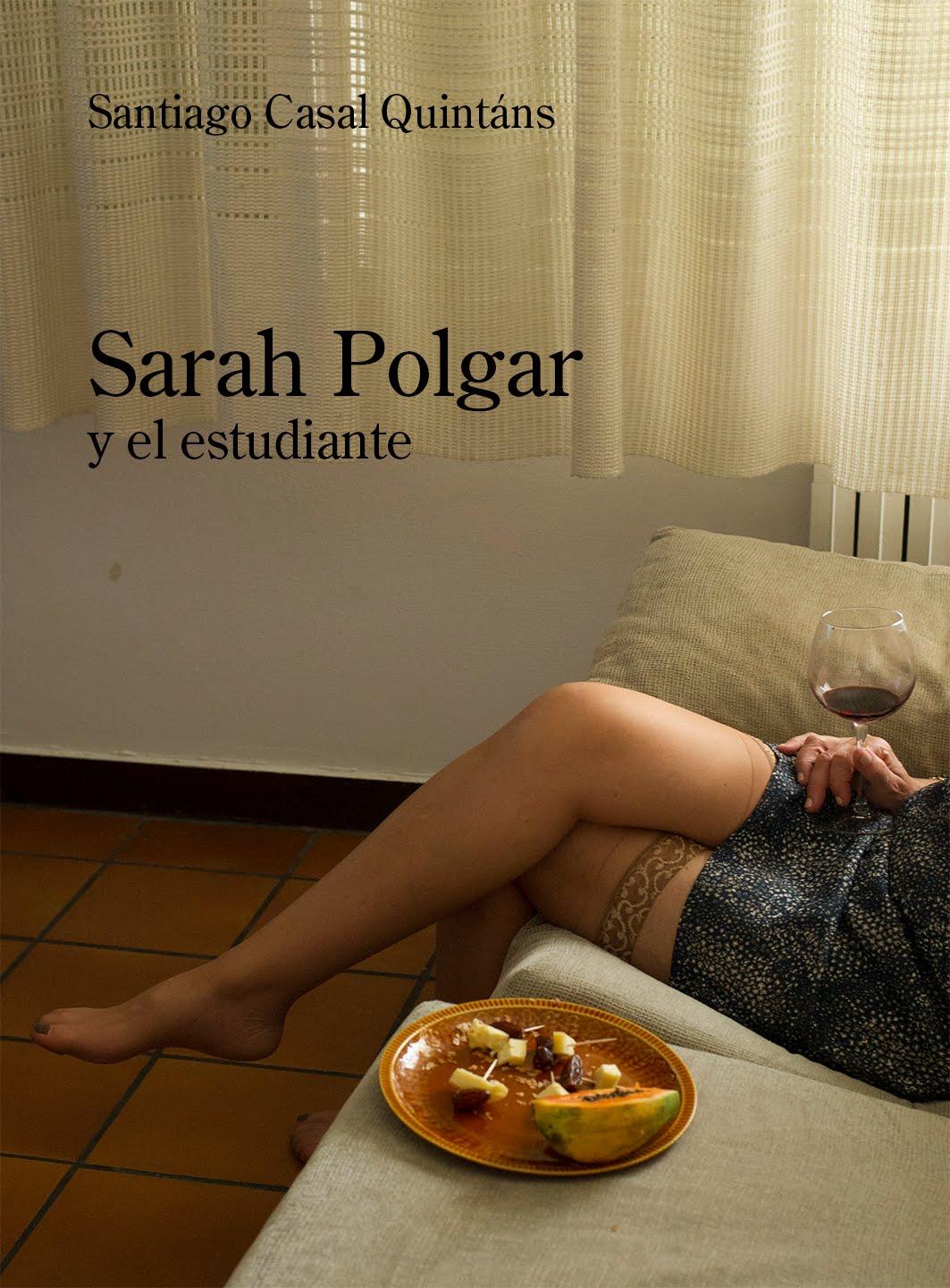 Sarah Polgar y el estudiante
